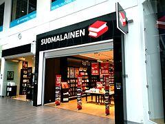 Suomalainen Kirjakauppa Malmi