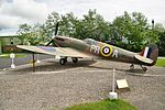 Supermarine Spitfire at Yorkshire Air Museum (8121).jpg