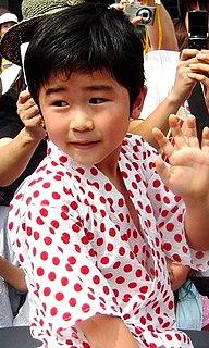 Fuku Suzuki Child Actor