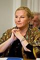 Sveriges nordiske samarbetsminister Ewa Bjorling under Nordiska Radets session 2011 i Kopenhamn.jpg