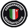 Switzerland - Gendarmerie Neuchateloise (defunct 2009 - now integrated with Cantonal Police of Neuchatel) (4446522174).jpg