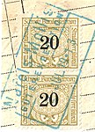 Switzerland railway stamps used Näfels-Mollis 2 JUL 1913.jpg
