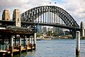 Sydney Harbour Bridge from Circular Quay (6599803957).jpg
