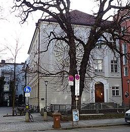 Türkenstraße in München