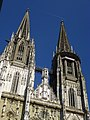 Türme, Dom St. Peter, Regensburg.JPG