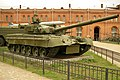 T-80 in Saint-Petersburg