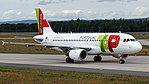 TAP - Air Portugal Airbus A319-112 (CS-TTU) at Frankfurt Airport.jpg