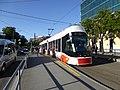 TLT tram line 2 at Mere puiestee 03.jpg