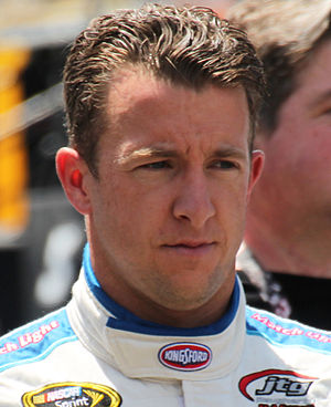 Doping in auto racing - A.J. Allmendinger