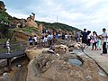 TW 台灣 Taiwan 新台北 New Taipei 萬里區 Wenli District 野柳地質公園 Yehli Geopark August 2019 SSG 153.jpg