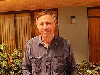 Patrick Dearen - Western author Patrick Dearen (April 2014)