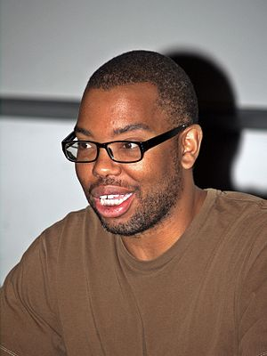 Ta-Nehisi Coates - Coates at the 2010 Brooklyn Book Festival