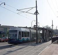 Tacoma Link at Tacoma Dome Station.jpg