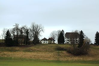 Tafers - Maggenberg in Tafers