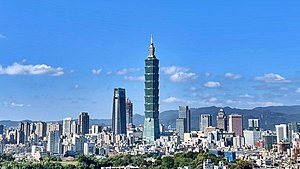 Skyline di Taipei 2021.jpg