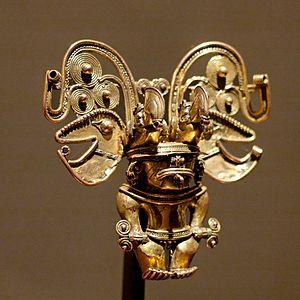 Tairona - Tairona pendant