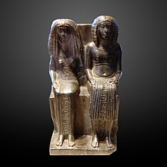 Tamerut and husband Imenemipet-N 1594
