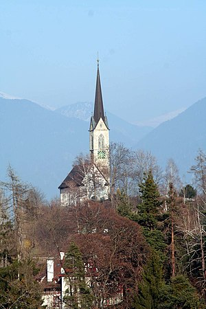 Tamins - Church of Tamins