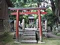 Tamonin (Heguri, Nara) hachidairyuo.jpg