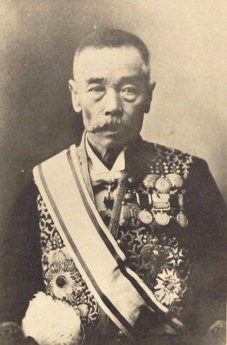 Tanaka Yoshio - Tanaka in 1916