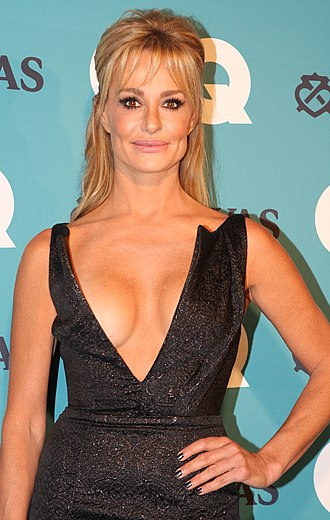 Taylor Armstrong - Armstrong at the 2012 GQ Men of the Year Awards