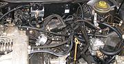 Teilsequenzielle LPG-Anlage in Audi