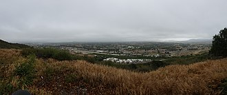 Temecula Valley - Image: Temecula Valley panoramic