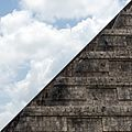 Temple of Kukulcan - Chichen Itza, Yucatán, Mexico - August 16, 2014 05.jpg