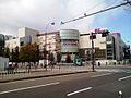 Tentatively named ÆON Osaka dome shopping center under construction (2013.2.16) 2.jpg