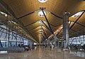 Terminal 4 del aeropuerto de Madrid-Barajas, España, 2013-01-09, DD 07.jpg