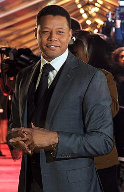 Terrence Howard 2011