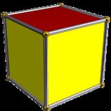 Tetragonal prism