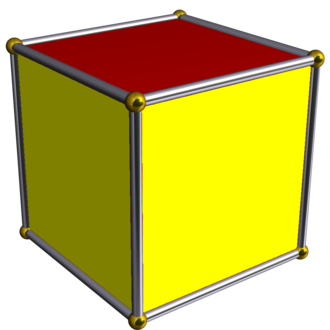 Zonohedron - Cube