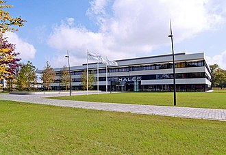 Thales Nederland - Building of Thales Nederland in Hengelo