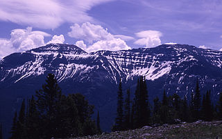 The Thunderer (Wyoming) mountain in United States of America