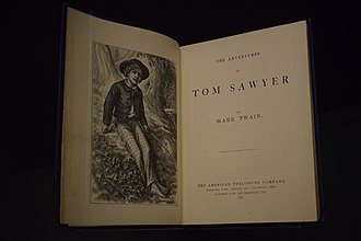 The Adventures of Tom Sawyer - Image: The Adventures of Tom Sawyer