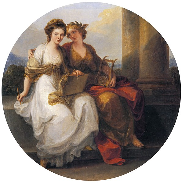 File:The Artist in the Character of Design Listening to the Inspiration of Poetry by Angelica Kauffmann.jpg
