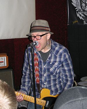 The Ataris - Singer, guitarist, and songwriter Kris Roe has been the sole constant member of The Ataris.