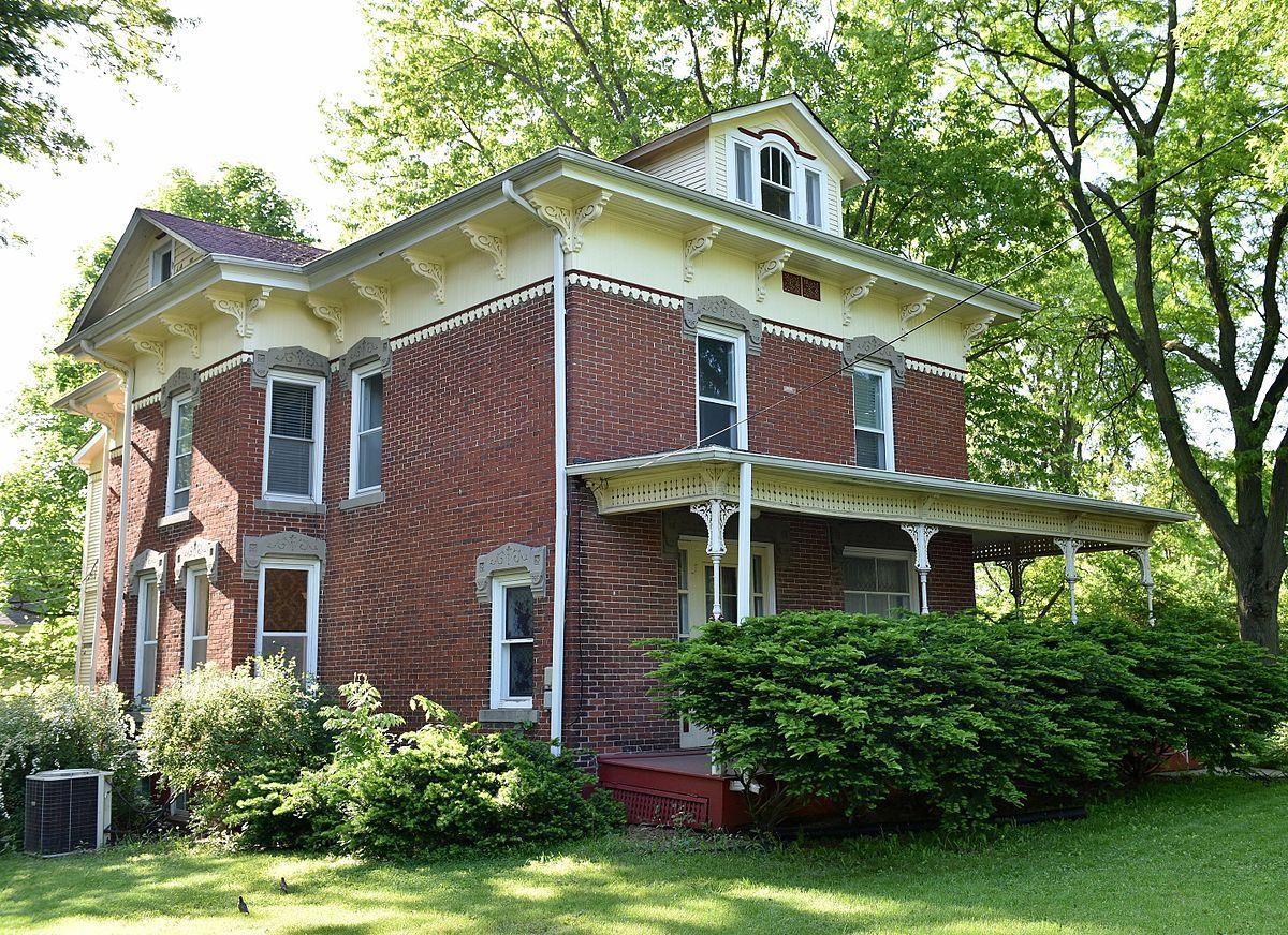 Burnett Montgomery House Wikipedia