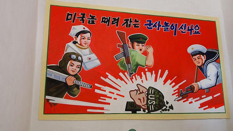 File:The Chongsan Farm, DPRK (11360643203).jpg