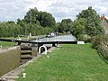 The Kennet and Avon canal, Seend Cleeve - geograph.org.uk - 1416398.jpg