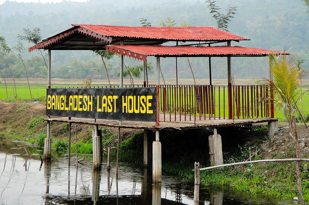 File the last house of bangladesh sylhet 01 jpg for Bangladeshi house image