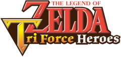 The Legend of Zelda- Tri Force Heroes Logo.png