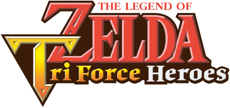 File:The Legend of Zelda- Tri Force Heroes Logo.png
