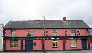 Urlingford - The Mason's Apron, Urlingford