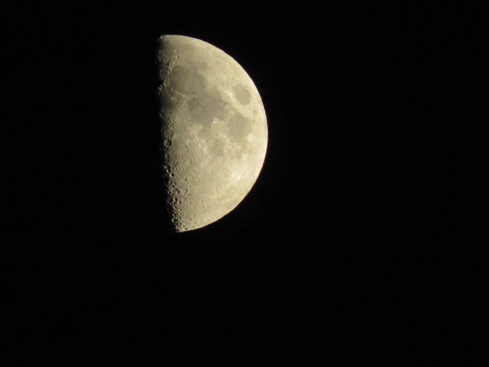 The Moon (09.07.2019)