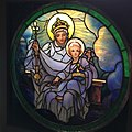 The Neustadt Collection of Tiffany Glass Madonna & Child.jpg