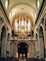 The Organ In Saint-Louis-en-lÎle Church - Paris 2013.jpg