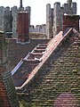 The Poorhouse within the walls of Framlingham Castle - geograph.org.uk - 536347.jpg