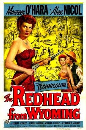 Description de l'image  The Redhead from Wyoming FilmPoster.jpeg.